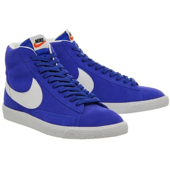 sale retailer dae62 4c473 Nike Blazer Mid Premium Racer Blue 429988-401 sb